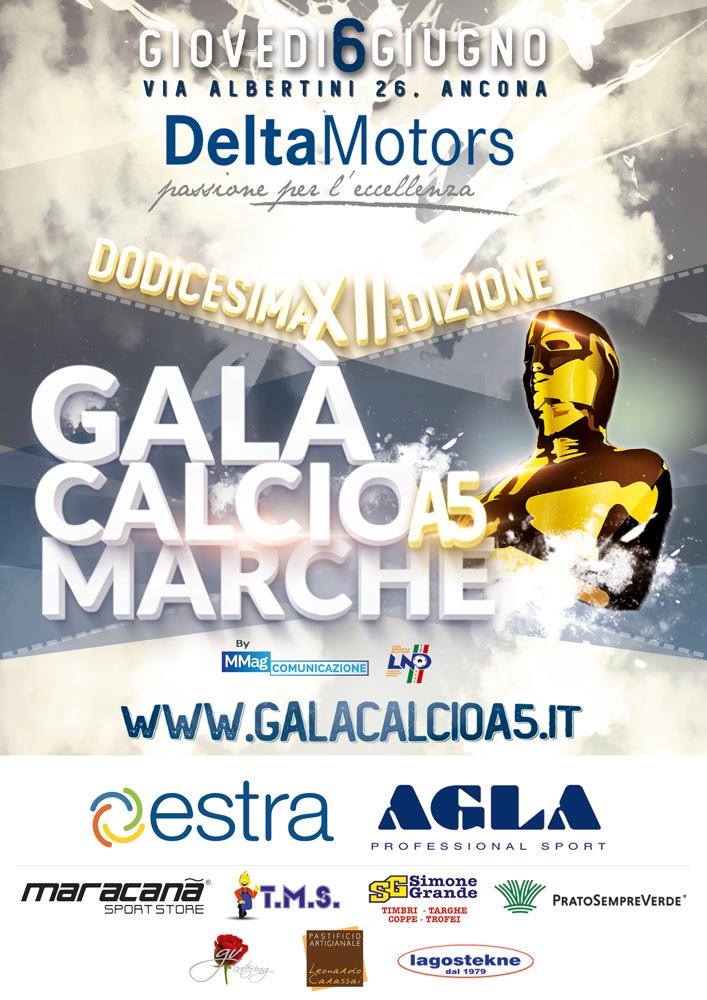 Gala Calcio a 5 Marche